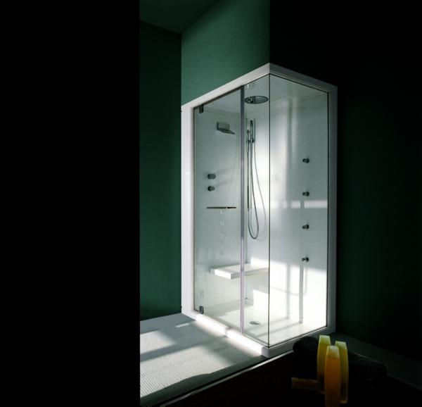 Fertig duschkabinen komplett komplettduschen licht