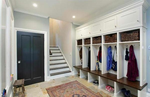 flur einrichtungsideen und moderne wandgestaltung. Black Bedroom Furniture Sets. Home Design Ideas
