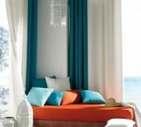 50 moderne Gardinenideen – praktische Fenstergestaltung