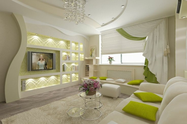 Gardinen Modern Wohnzimmer Braun. Related Post With Gardinen Modern ...