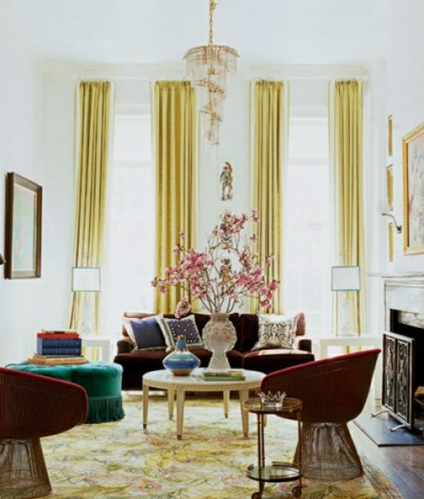 Fenstergestaltung Wohnzimmer ist schöne design für ihr haus design ideen