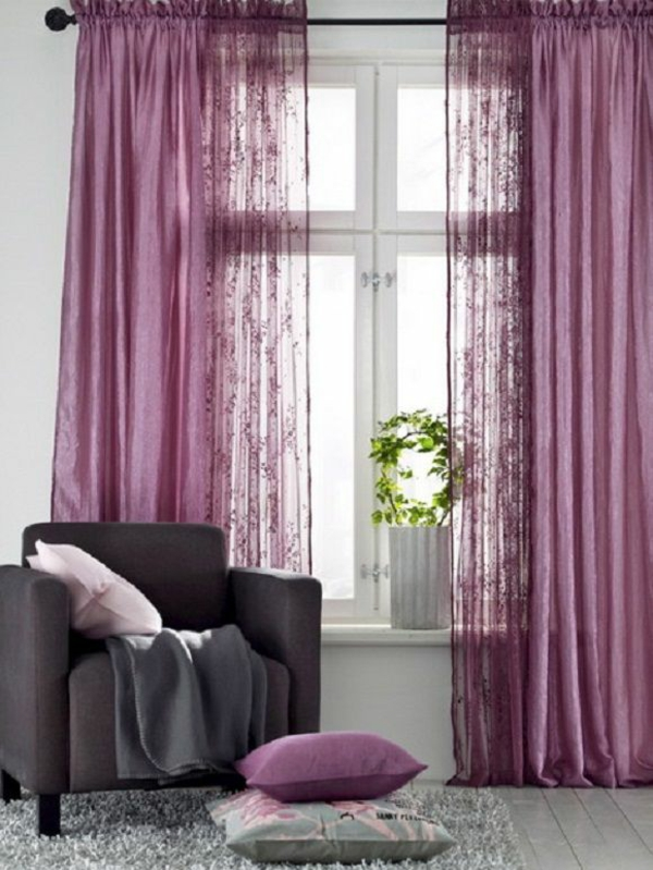 Fenstergestaltung Wohnzimmer war beste stil für ihr haus ideen