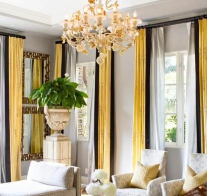 Ideen Fenstergestaltung gardinen und vorhänge ideen möbelideen