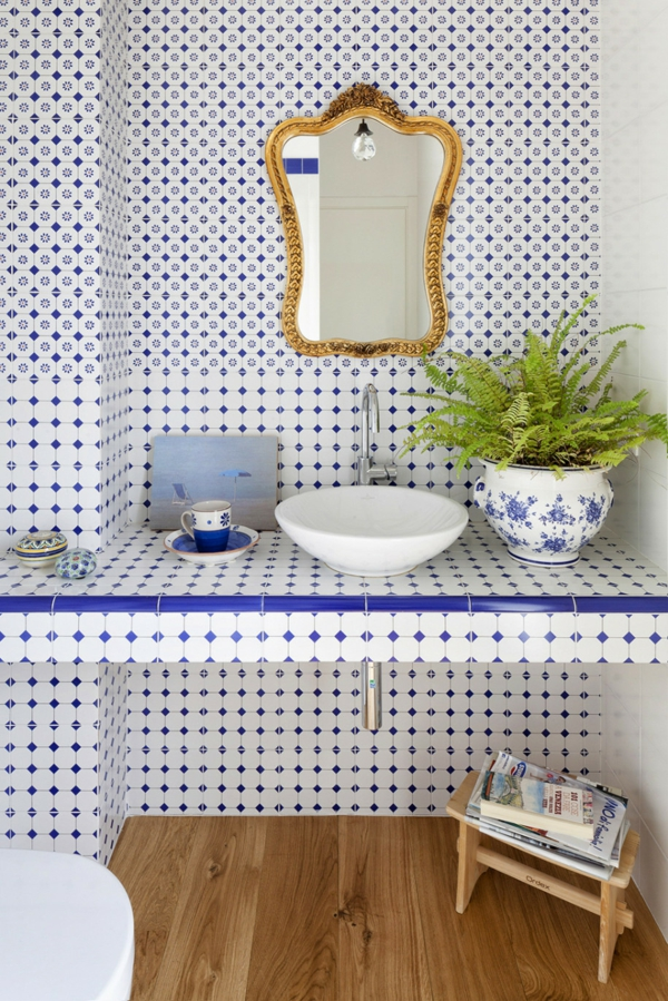 Grünpflanzen Bilder badezimmer pflanzen