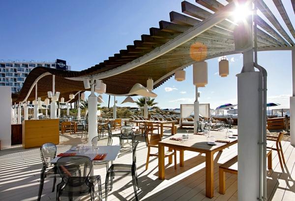 Hard Rock Hotel in Ibiza club