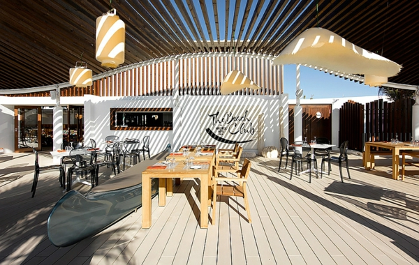 Hard Rock Hotel Ibiza moderne einrichtung