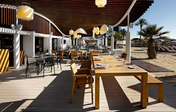 Hard Rock Hotel Ibiza nachtclub möbel