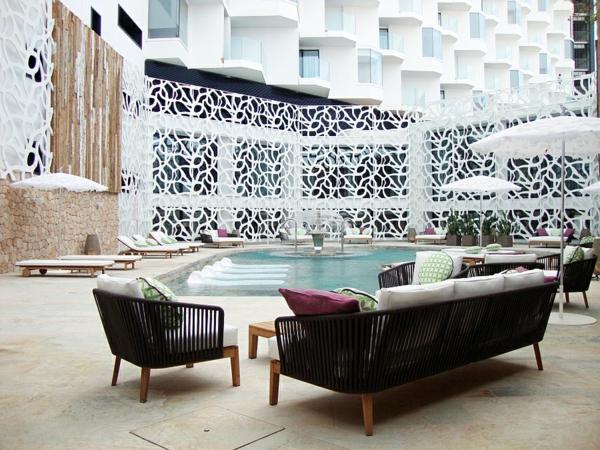 Hard Rock Hotel Ibiza outdoor pool