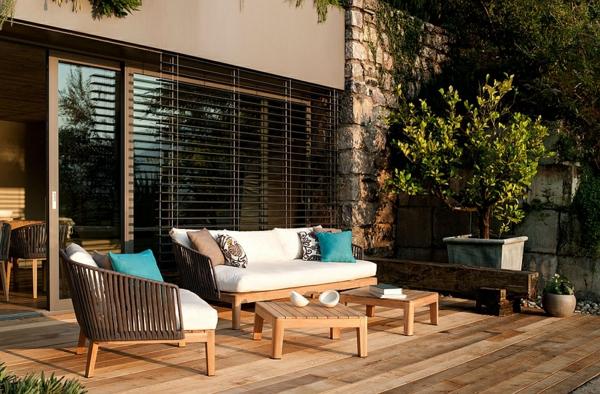 Hard Rock Hotel Ibiza terrassengestaltung