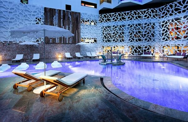 Hard Rock Hotel Ibiza beleuchtung