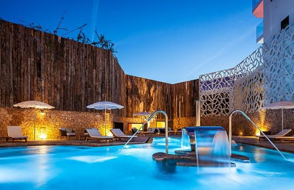 Hard Rock Hotel Ibiza led beleuchtung