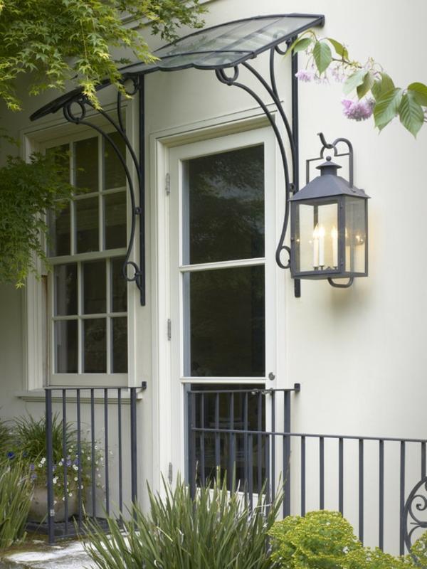 hausvord cher haust r berdachung und vord cher aus glas und holz. Black Bedroom Furniture Sets. Home Design Ideas