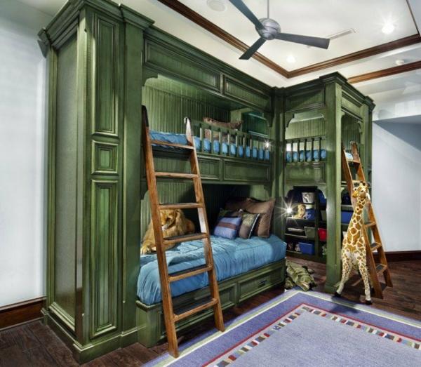 Hochbett Im Kinderzimmer 100 Coole Etagenbetten Fur Kinder