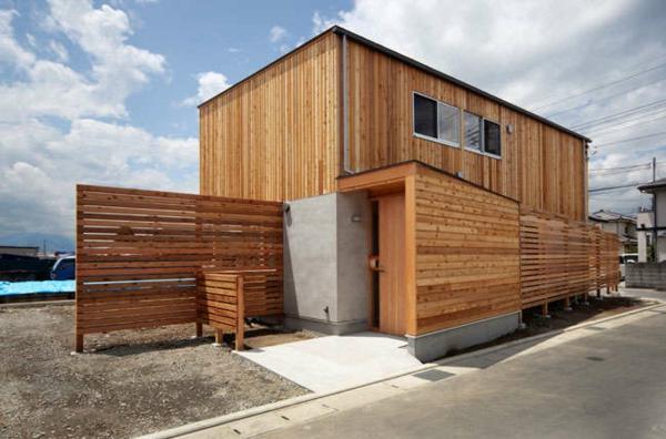bungalow Fertighaus Holz und Blockhäuser cool