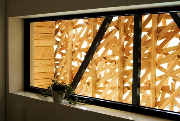 Holzbungalow Holz und Blockhäuser licht Fertighaus