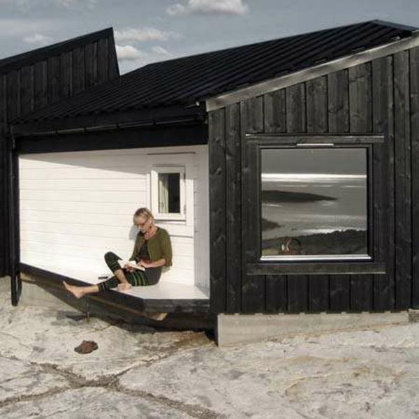 Fertighaus Bungalow Holz Preise: 50 Hochmoderne Holz- Und Blockhäuser