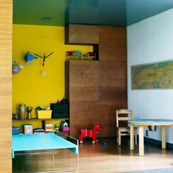 Wand Tapeten Kinderzimmer : Kinderzimmer Deko ? 30 aktuelle, beliebte Einrichtungsideen