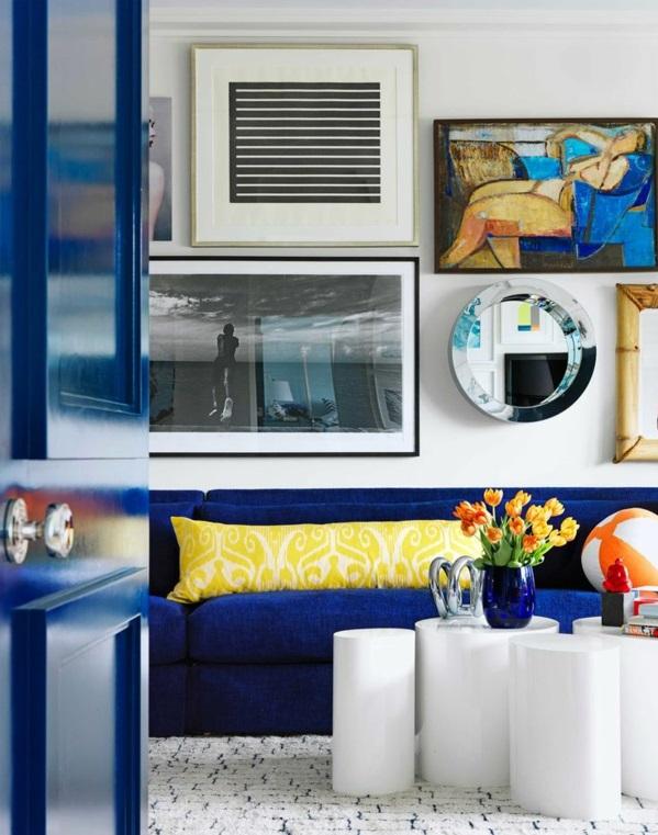 Kombinationen von Wandfarben designer