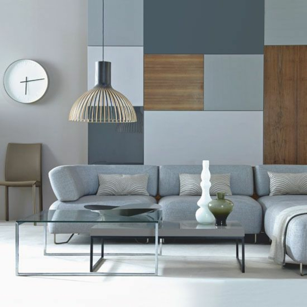 blue gray color scheme for living room 40 kombinationen wandfarben malen sie ihr leben bunt 27675