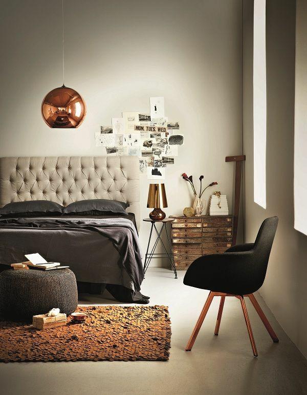 Kombinationen von Wandfarben glanz hängelampe