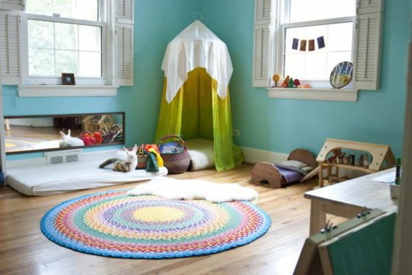 Kuschelecke kinderzimmer junge  Kuschelecke im Kinderzimmer - Ergonomie und Gemütlichkeit