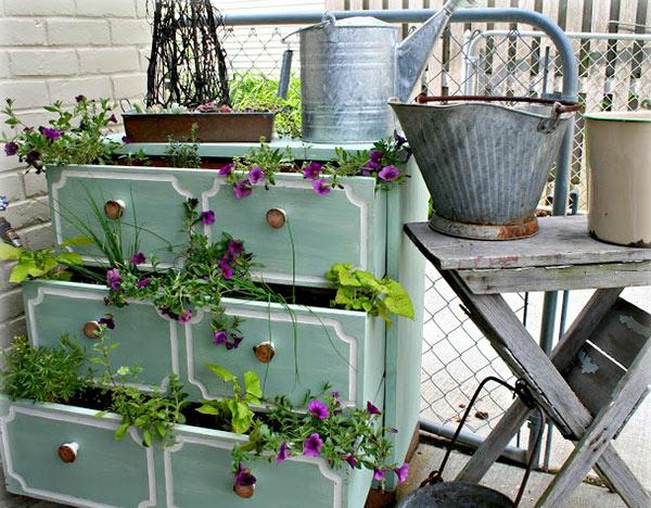 lustige gartendeko selber machen - diy pflanzgefäße, Hause und Garten