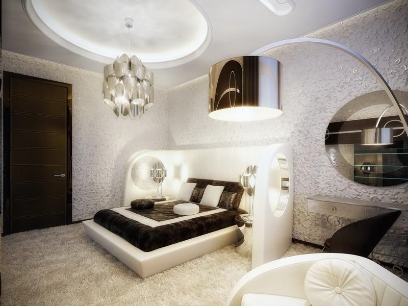 Luxus apartment einricntungsidee marilyn monroe einrichten