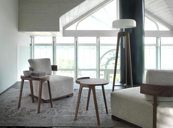 moderne wohnzimmer stehlampen interessante. Black Bedroom Furniture Sets. Home Design Ideas