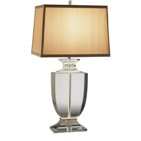 moderne tischleuchten aus glas wundervolle beleuchtung. Black Bedroom Furniture Sets. Home Design Ideas