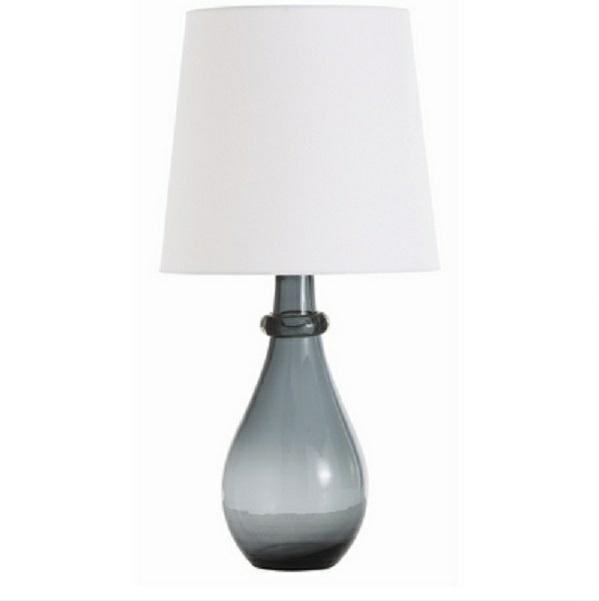 Moderne Tischleuchten aus Glas lampenschirm