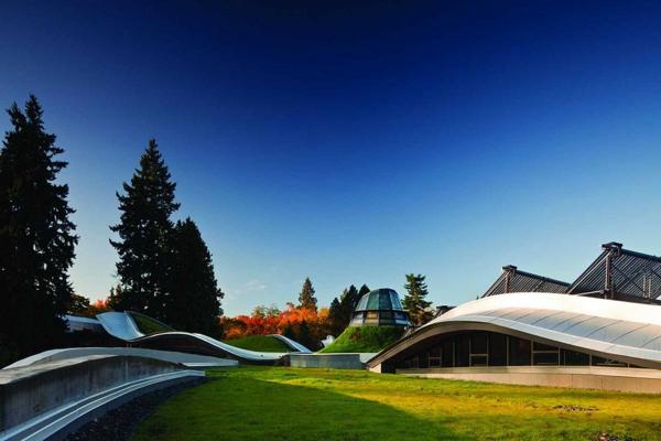 Organische Architektur designer komplex