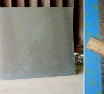 Outdoor Wanddeko selber machen – geometrische DIY Projekte