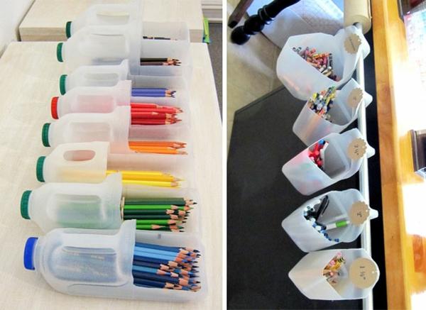 recycling von plastikflaschen - mit pet-flaschen selbst basteln, Garten und bauen