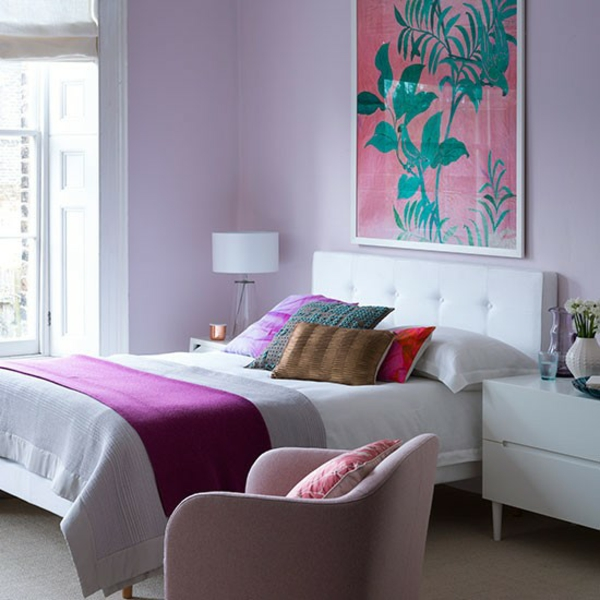 Schlafzimmer komplett gestalten bettdecke