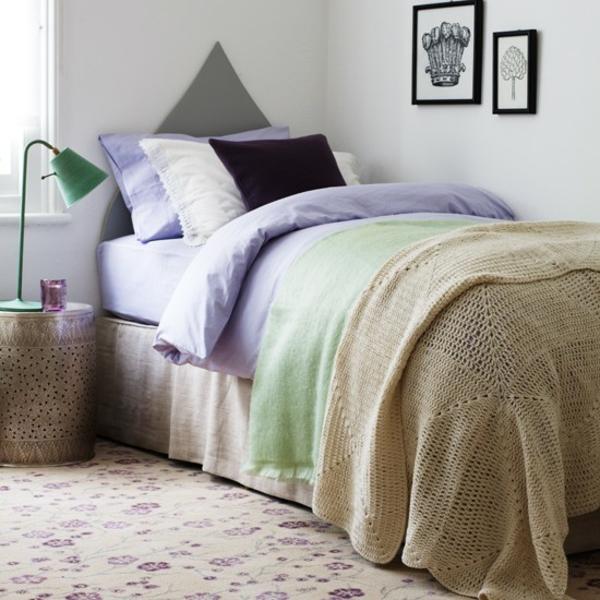 Schlafzimmer komplett gestalten einzelbett