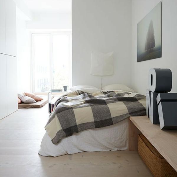 Schlafzimmer komplett gestalten urban