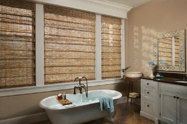 Sichtschutz Badfenster fensterladen