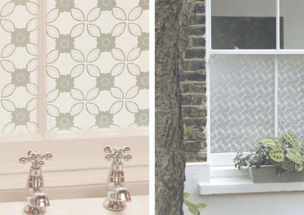 Sichtschutz Badfenster waschbecken ausstattung