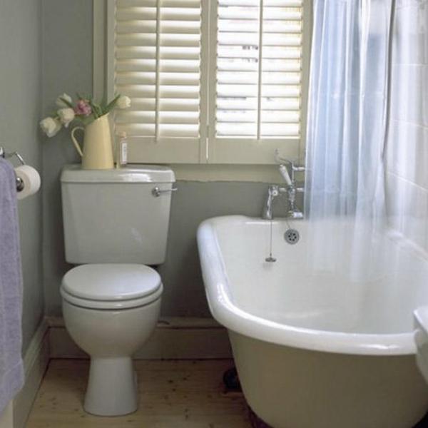 Sichtschutz für Badfenster wc duschvorhang