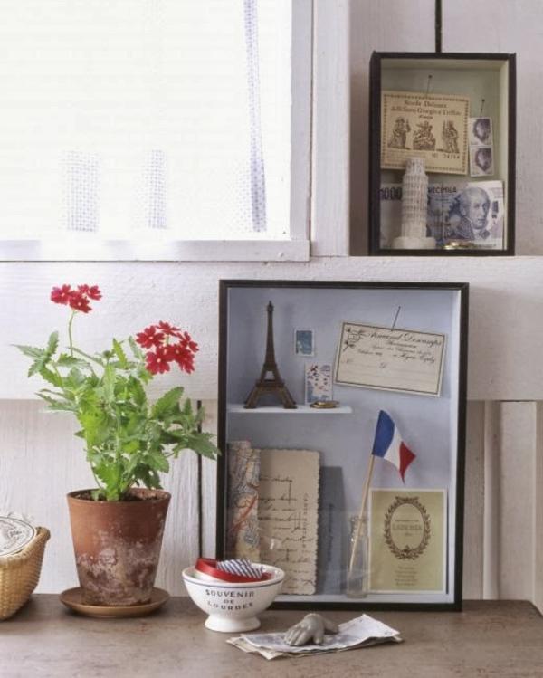 Sommer souvenirs mediterrane dekoration erfrischt die for Mediterrane dekoration
