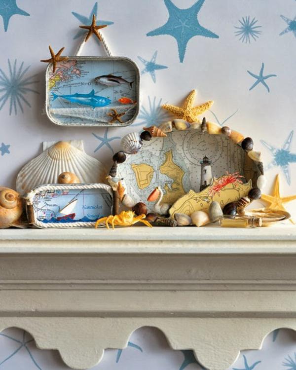 Sommer souvenirs mediterrane dekoration erfrischt die for Mediterrane dekoartikel