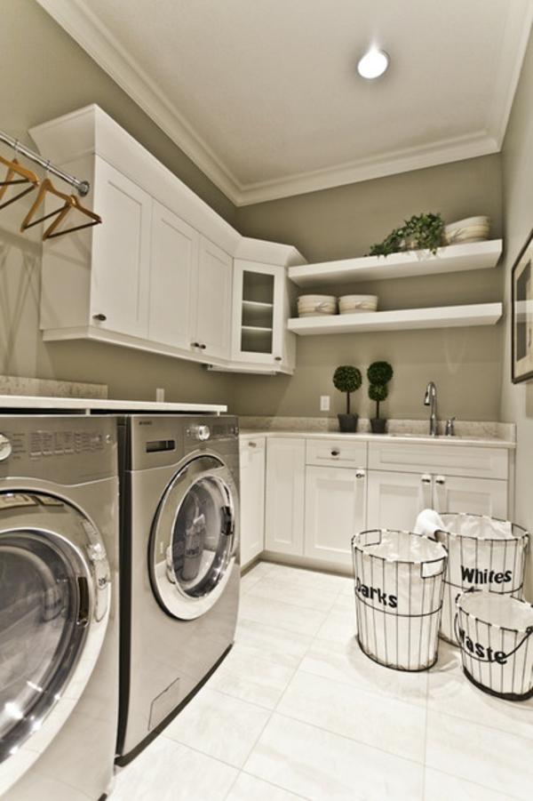 Waschmaschine holz einrichtung modergeruch entfernen schmutzig weiß