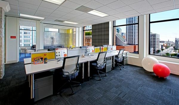 Yelp personal unterkunft San Francisco büro office