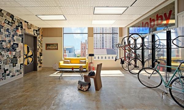 Yelp personal unterkunft San Francisco fahrrad lagerraum
