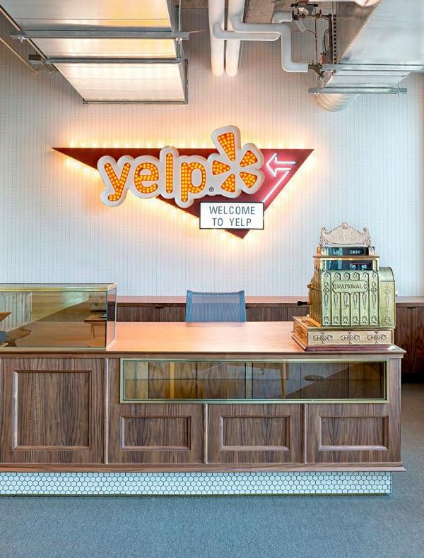 Yelp personal hauptquartier San Francisco