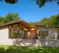 Überlegen Sie sich einen Amerika Urlaub, schauen Sie sich dieses Ferienhaus in Texas an