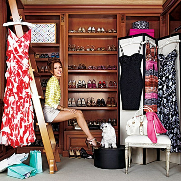 Begehbarer kleiderschrank stars  Wie können Sie einen begehbaren Kleiderschrank selber bauen?