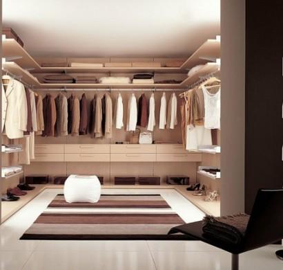 Ankleidezimmer planen walk in garderobe mit stil gestalten - Ankleidezimmer gestalten ...