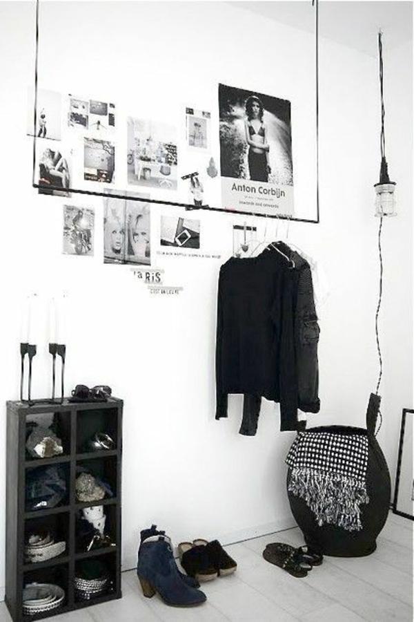 Ankleidezimmer selber bauen  Brise Vue Bois: offener kleiderschrank selber bauen regalsysteme ...