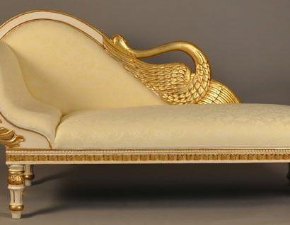 Antik möbel sofa  Chaiselongue Sofa - komfortable Lounge Möbel